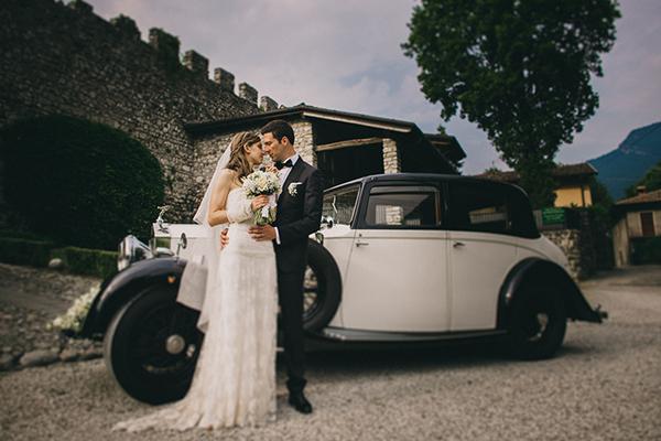 Castello di monasterolo - foto matrimonio