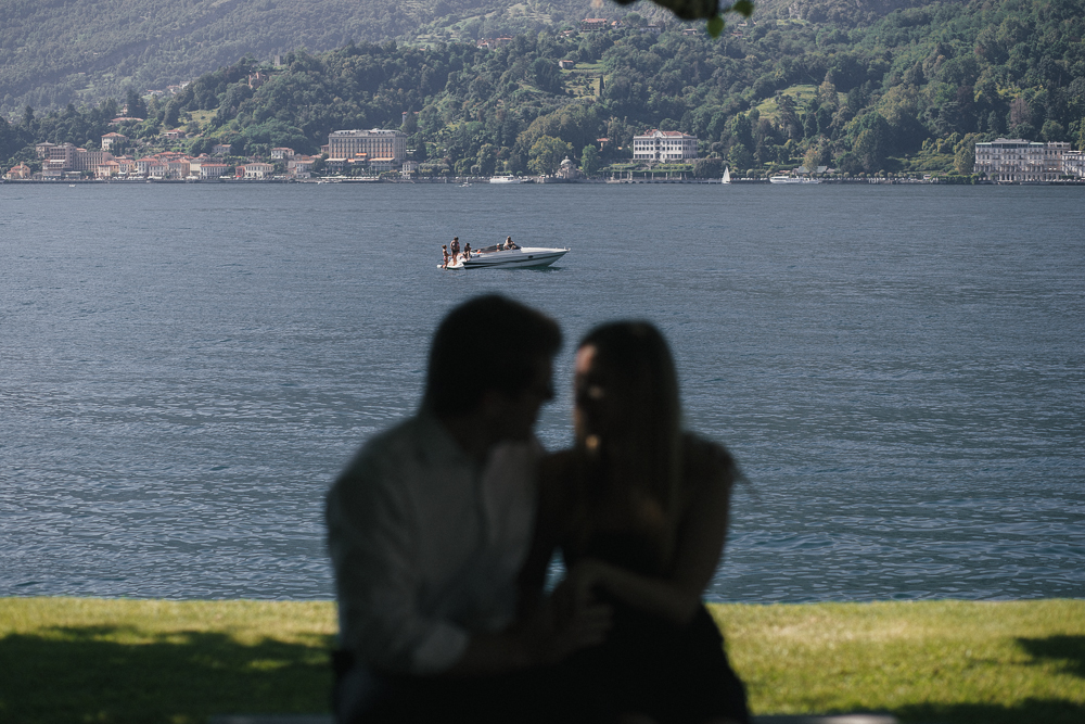 Couple photo session Lake Como