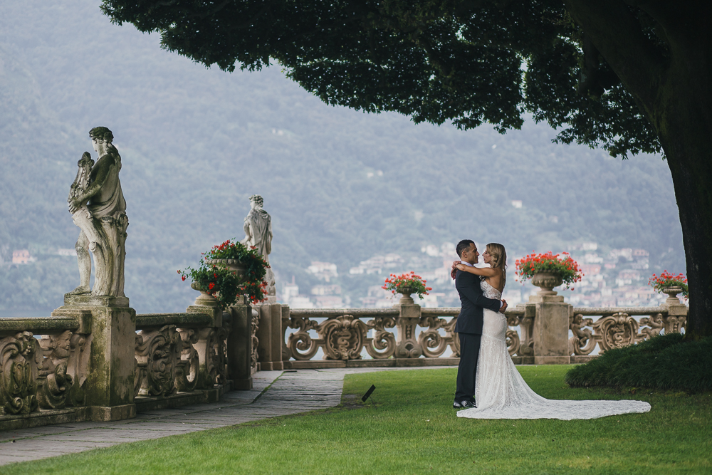 Villa del balbianello wedding photography
