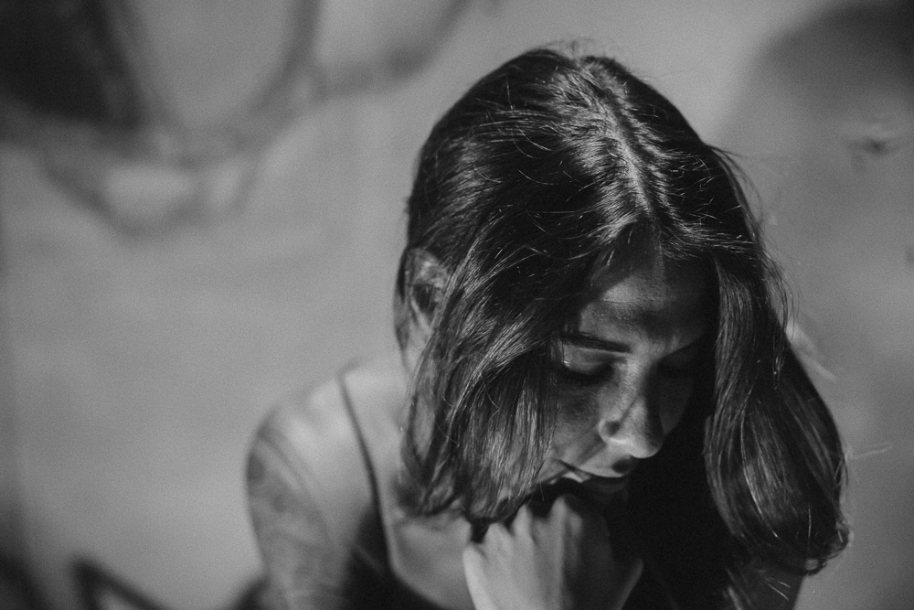 Portrait photography session milan