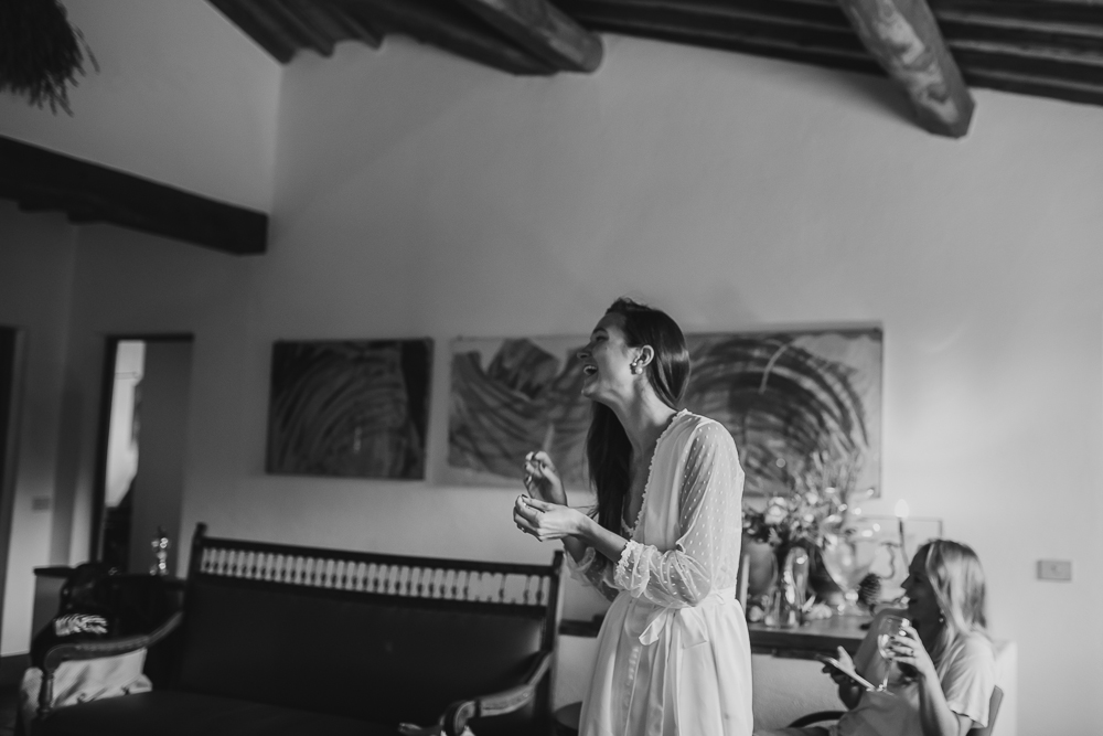 Destination wedding photo tuscany -
