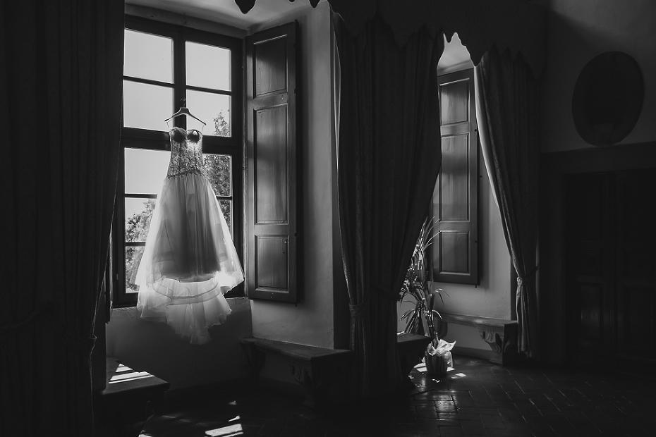 Wedding villa artimino