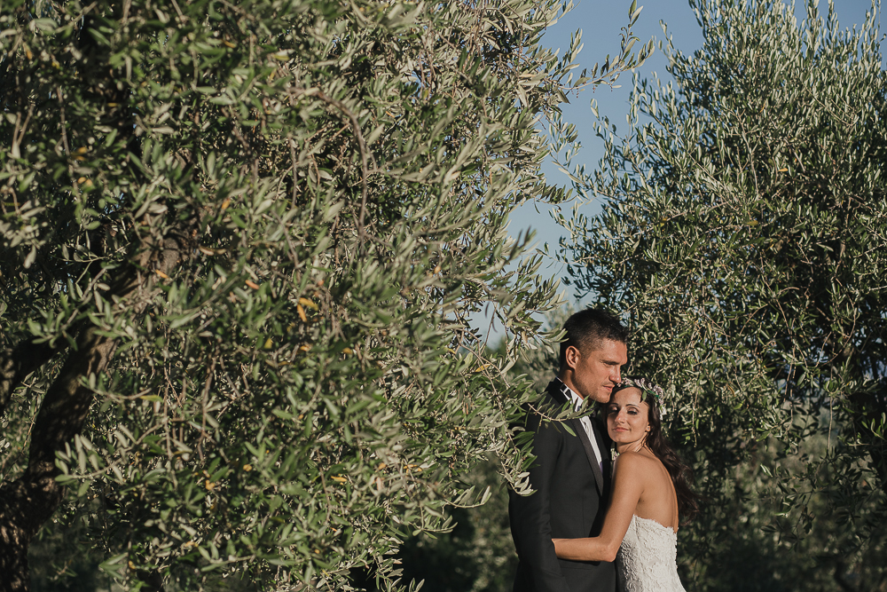Wedding villa artimino