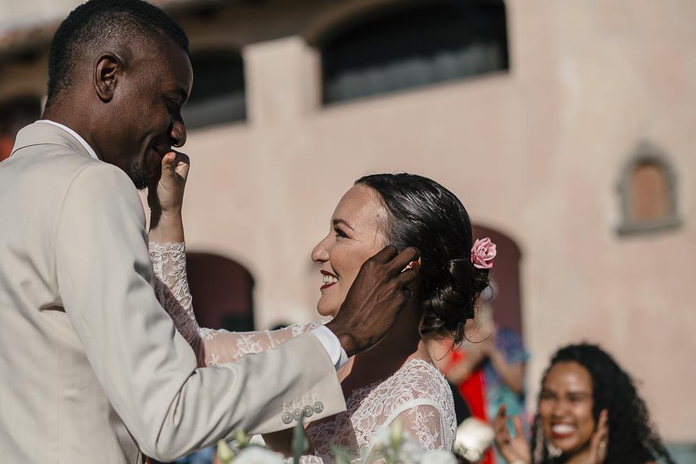 wedding photographer tuscany italy bridal couple