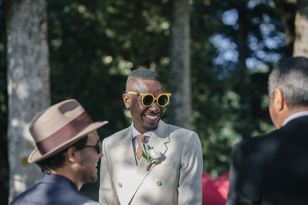 wedding photographer tuscany italy groom