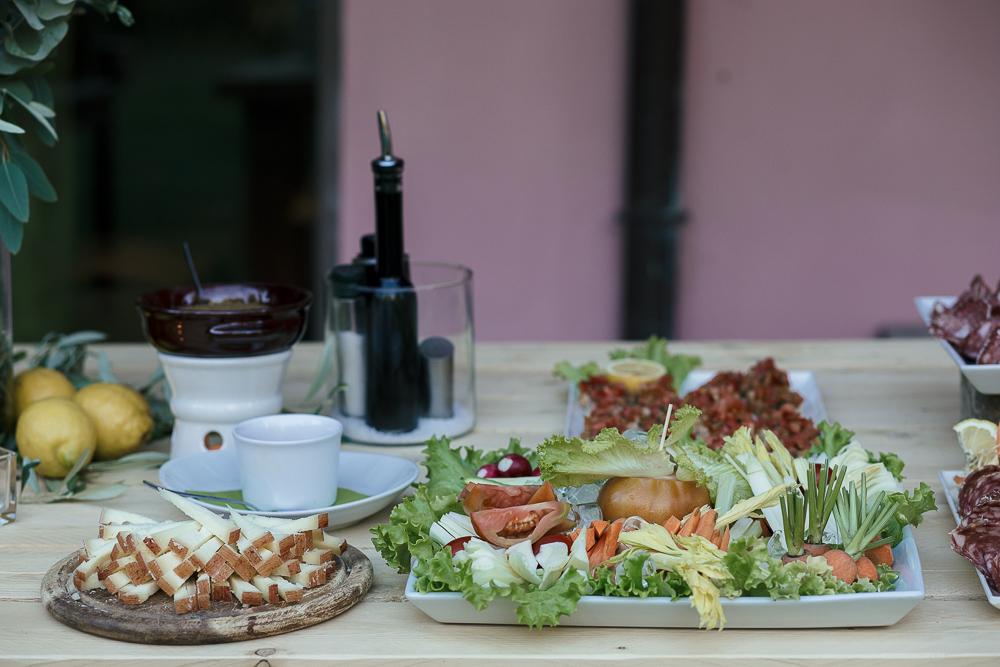 wedding photographer tuscany italy food
