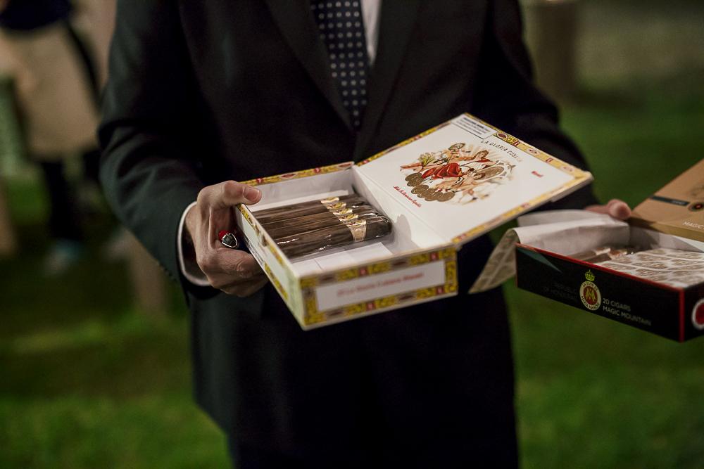 wedding photographer tuscany italy cigars