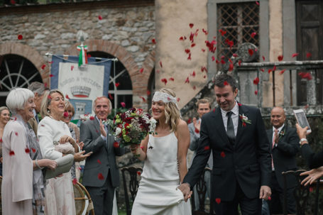 Wedding photographer Villa Catureglio