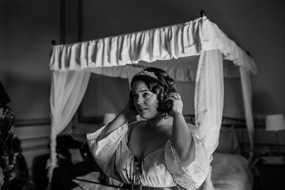 villa catignano bride wedding