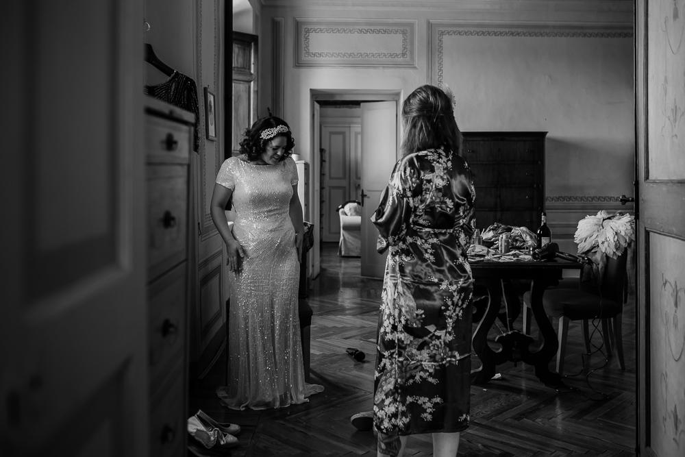 villa catignano bride