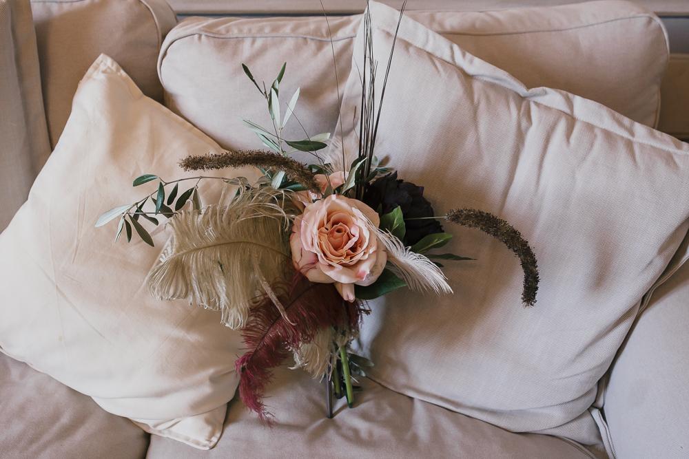 villa catignano flower bouquet