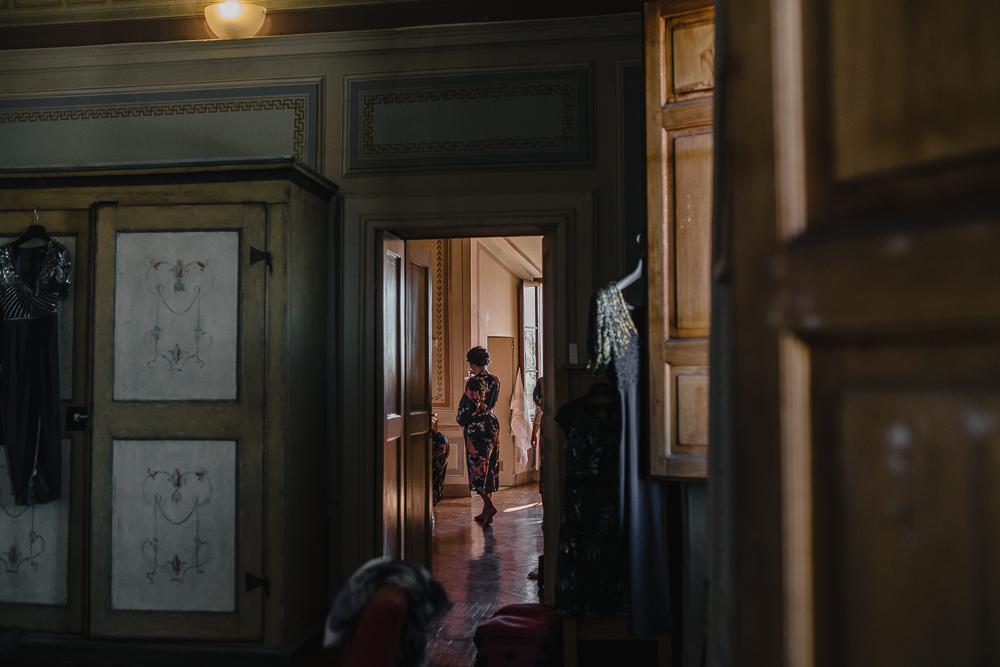 villa catignano rooms